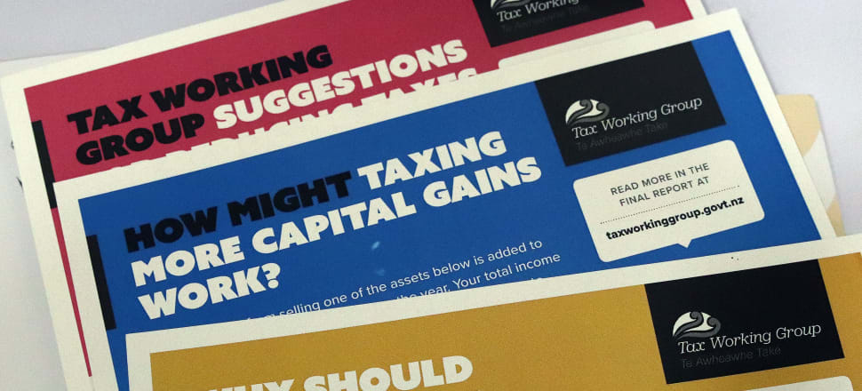 Capital Gains Tax has become a prism - splitting people like light, into different personal, political, socio-economic and generational polarisations, Anna Connell says. Photo: Lynn Grieveson