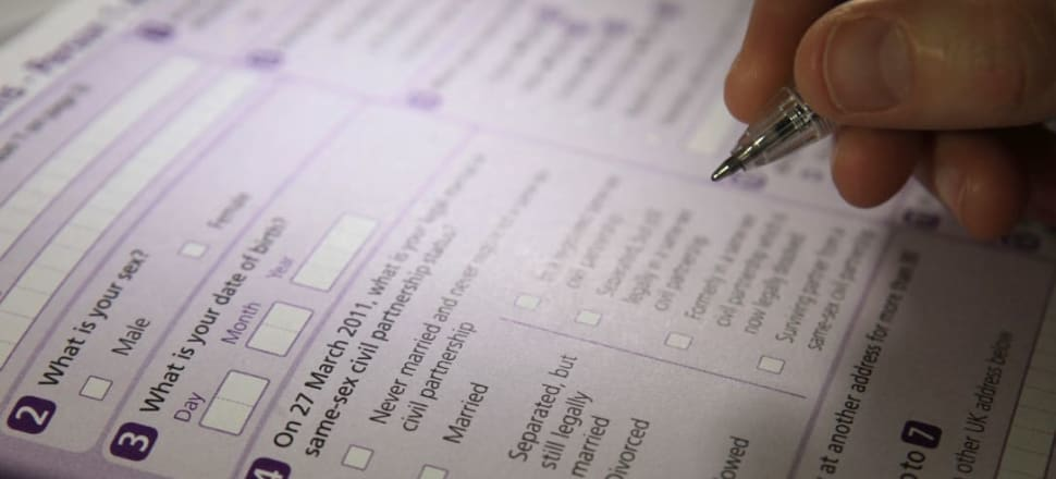 Census data is crucial to government decisions, such as funding for schools and hospitals. Photo: Getty Images