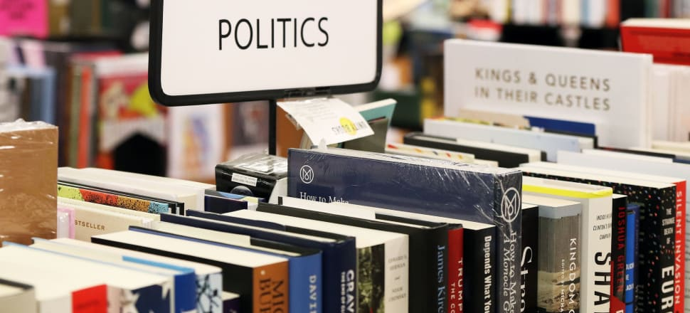 New Zealand publishers who print in China have been told to remove sensitive content from books or look elsewhere for a printer. Photo: Lynn Grieveson