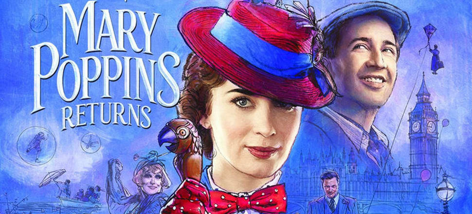 Sequel Lacks Some Of The Mary Poppins Magic