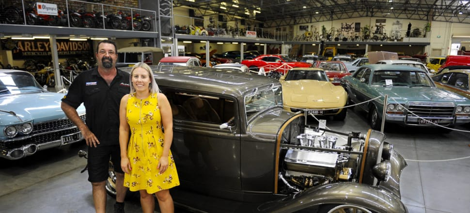 Automotive excellence at Shepparton Motor Museum