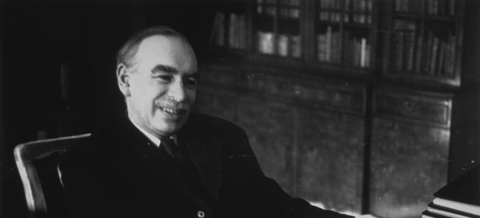 Keynes' book is a reminder in our austerity-obsessed times of the dangers of crippling insolvent countries with yet more debt. Photo: Getty Images