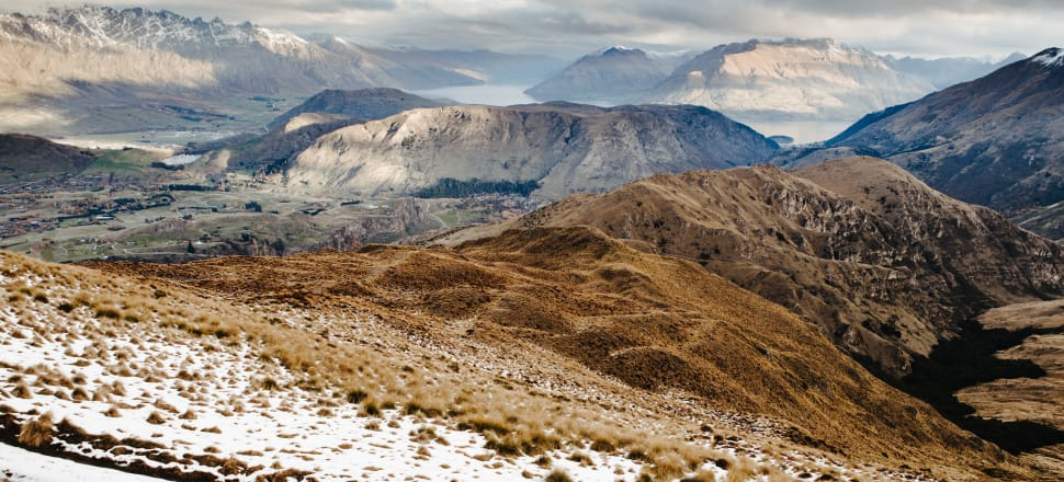 Plans to develop Mt Dewar Station, near Queenstown, will pit environmentalists against each other. Photo: Treespace