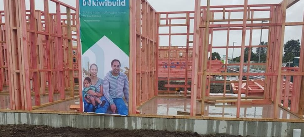 An Auckland property developer says he did not want to be part of the scheme because he knew it would be slow-going. Photo: RNZ/ Sophie Duckor-Jones