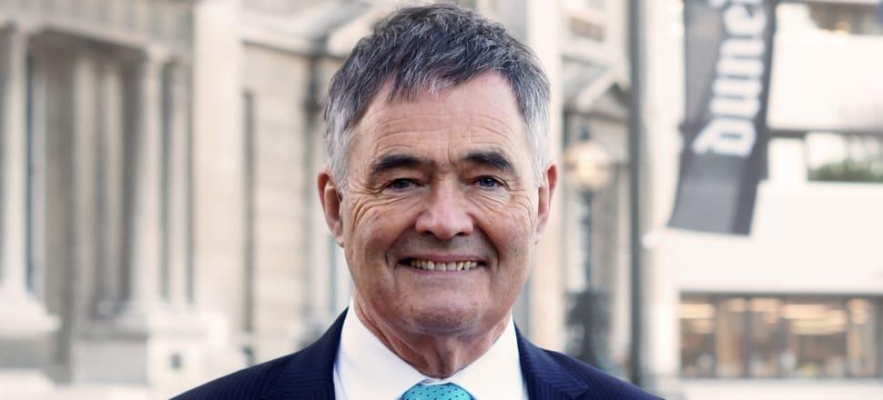 Dunedin's Mayor Dave Cull. Photo: Supplied