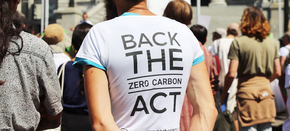 This could be a big year for NZ's response to climate change. Businesses need to step up. Photo: Lynn Grieveson