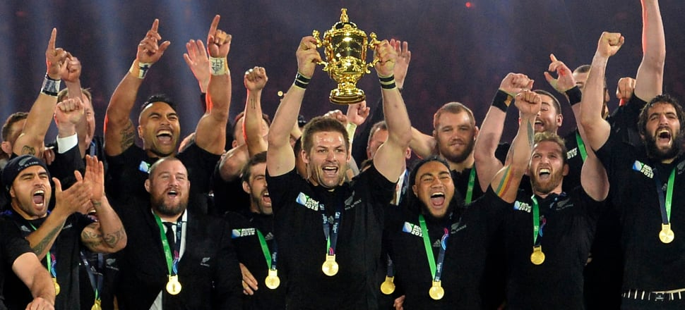 Hoping for the same result - but we won't be watching the Rugby World Cup the same way. Photo: Getty Images