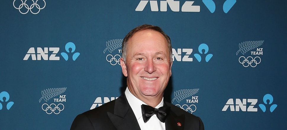 ANZ chair Sir John Key championed transparency at a recent press briefing. Yet the bank tried to keep its role in a Ponzi scheme secret. Photo Getty Images.