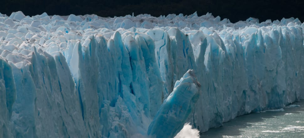 The earth is warming at a rate unprecedented in recorded history, roughly 10 timesfaster than the rate of ice age recovery. Photo: Getty Images