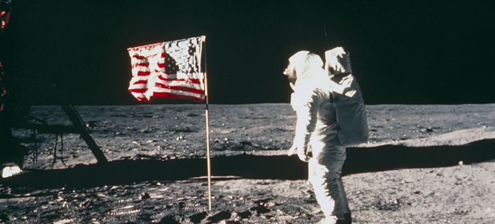 Our challenge, 50 years after Apollo 11, it to grow a nascent space industry to become a significant part of our economy and culture., writes Dr Nick Long of Victoria University of Wellington. Photo: Getty Images