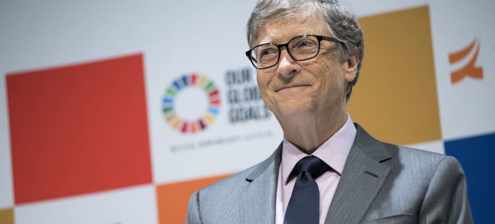 Microsoft wasn't Bill Gates' first shot at business. Photo: Getty Images