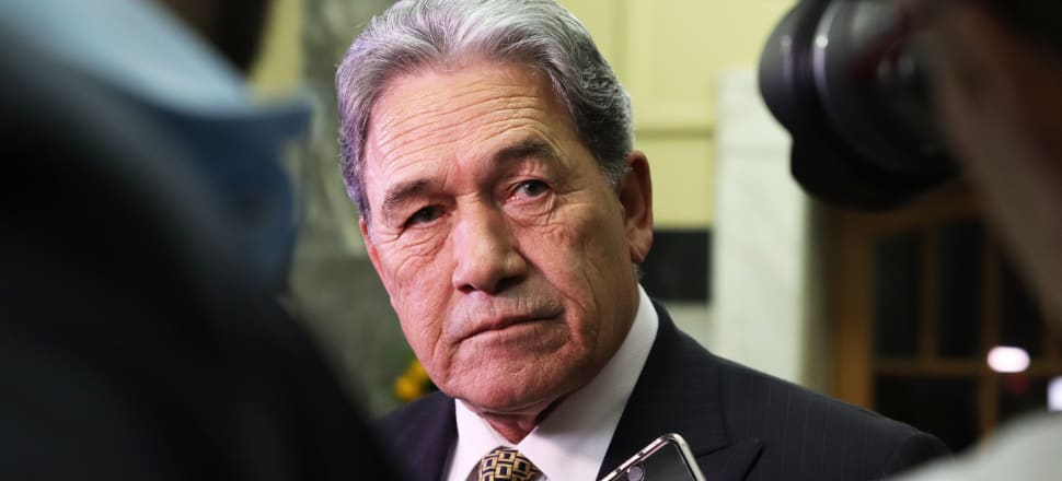 Man out of time: Winston Peters and the Kiwi dream