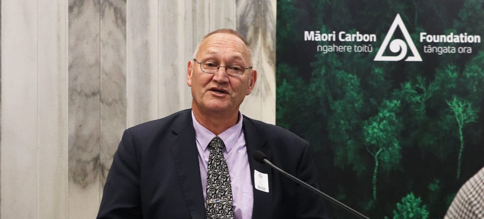 Hui Māori organiser Mark Solomon says if the Crown does not engage in true partnership with Māori, Aotearoa will lose the opportunity to reform the justice system, and another generation will be affected. Photo: Lynn Grieveson