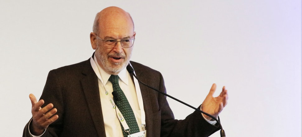 Sir Peter Gluckman said in New Zealand the debate about gene technology has become conflated with politics. Photo: Lynn Grieveson