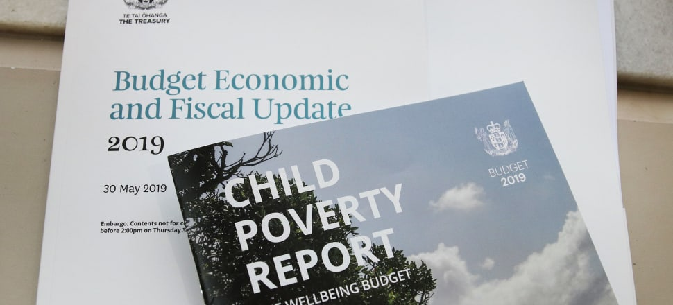 Budget 2019 was the first Budget under the new Child Poverty Reduction Act rules. Photo: Lynn Grieveson