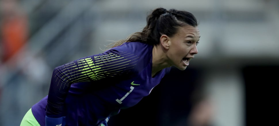 Chilean goalkeeper Christiane Endler is ranked as the sixth-best stopper on the planet. Photo: Getty Images
