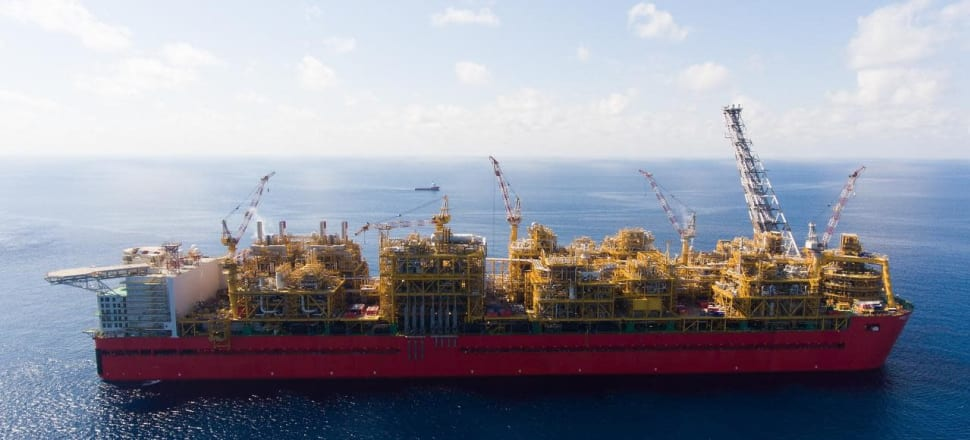 Shell ships first LNG cargo from Prelude