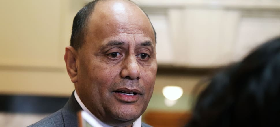 Labour Māori caucus co-chair Willie Jackson says MPs are not being gagged on Oranga Tamariki by party leadership. Photo: Lynn Grieveson.