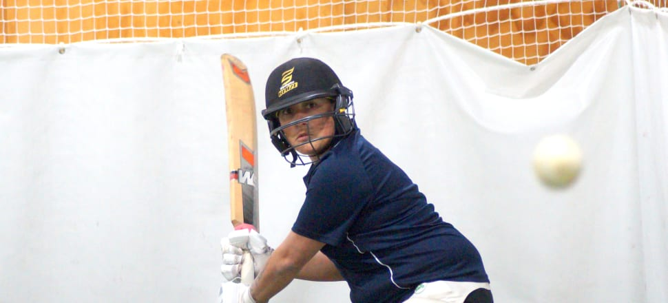 Junior government whip Kiri Allan has been training regularly with the Wellington Blaze cricket team in the build-up to the Inter Parliamentary Cricket World Cup in London. Photo: Sam Sachdeva.