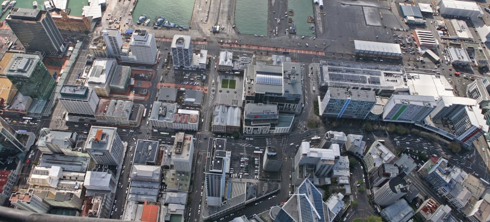 Buildings owned by the Britomart Group have adopted the Green Star system. Photo: Supplied