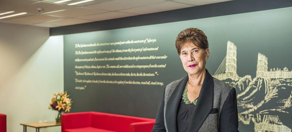 Merepeka Raukawa-Tait is spokesperson for a fourth inquiry led by Maori into Oranga Tamariki's child uplift policy. Photo: Supplied.