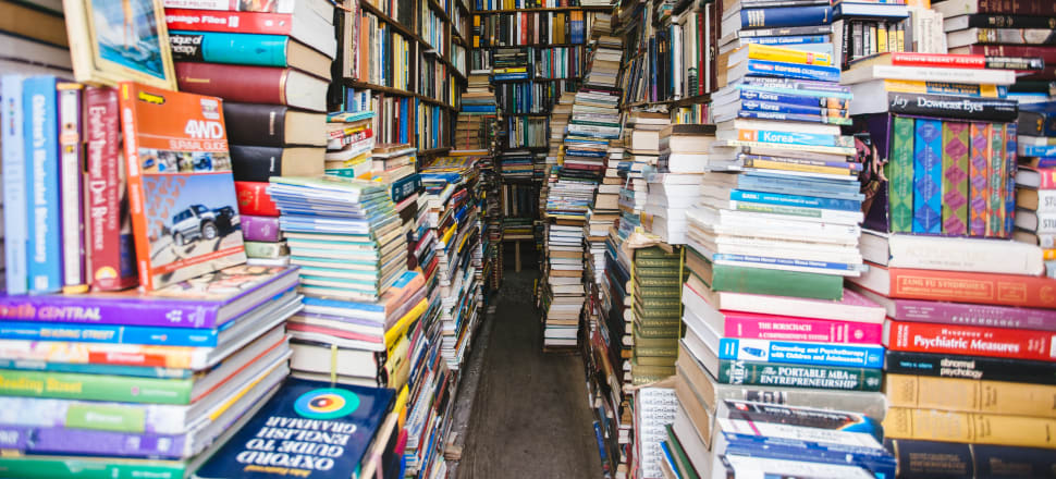 This week's Top 10 NZ book sales. Photo: Getty Images