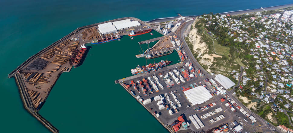 The Hawke's Bay Regional Council has authorised the partial privatisation of Napier Port. Photo: Supplied.