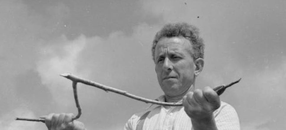 Ratepayers are funding dowsing, a technique which has been disproved several times. Photo: Public domain