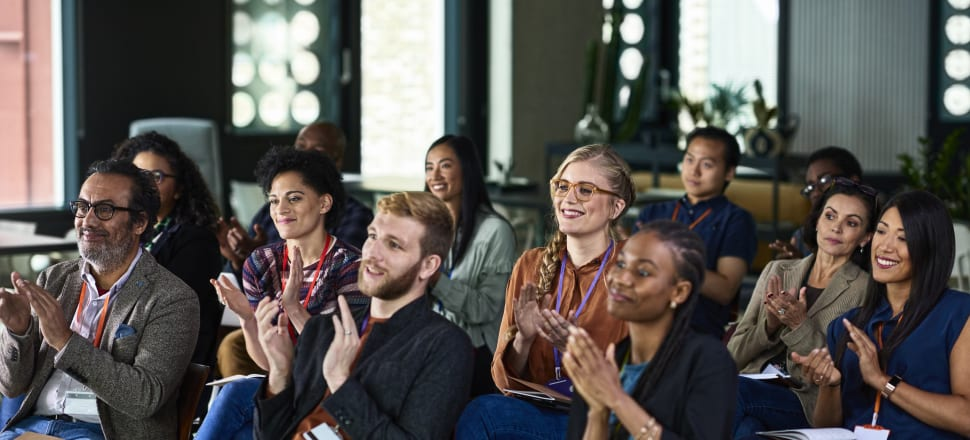 In order to be a leader, you have to have followers. But technological advances could see the distinction blur in future. Stock photo: Getty Images