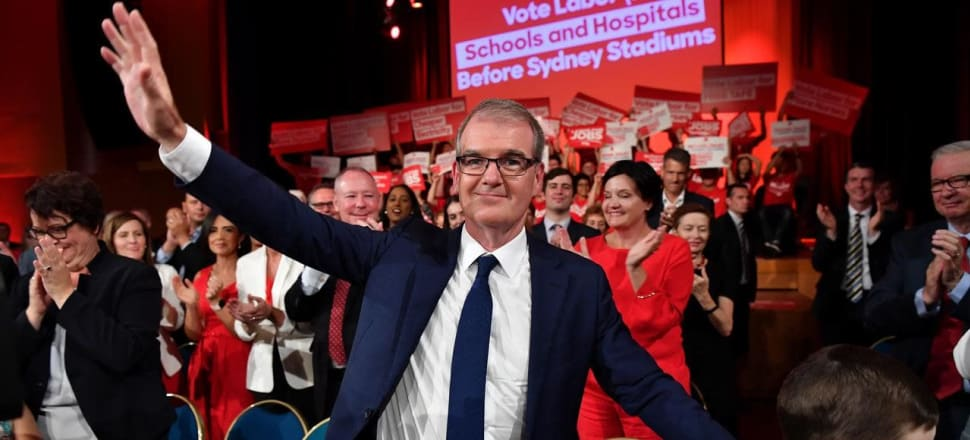 Libs, Labor launch NSW campaigns in Sydney