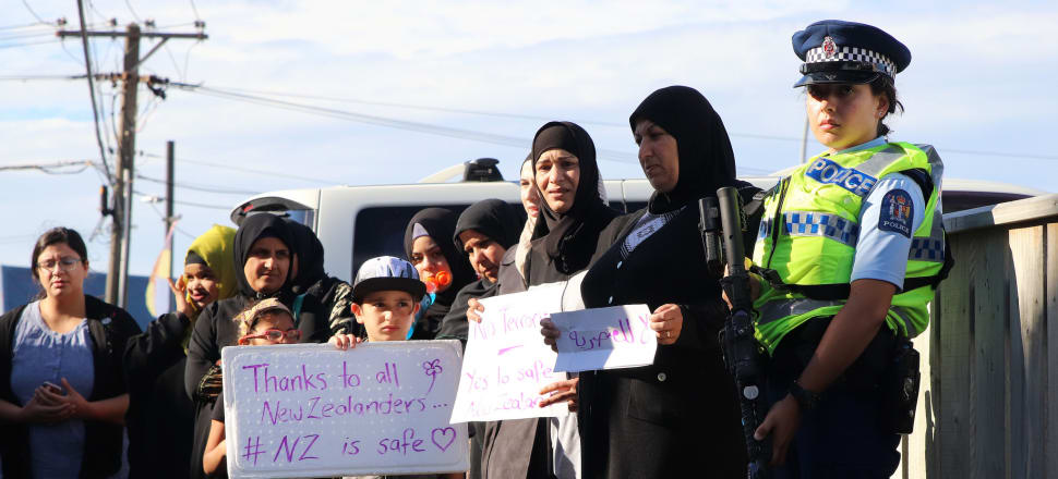 Mohamed Alansari says he hasn't lost faith in New Zealand and what it stands for. Photo: Lynn Grieveson