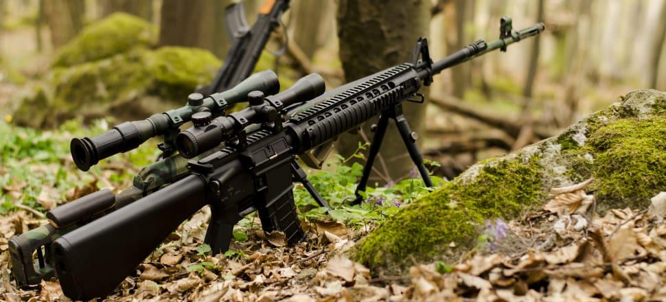 Panic buying' of guns ahead of ban