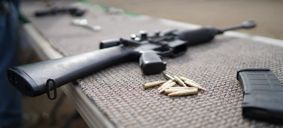 The only reason Friday's terroristwas able to massacre 49 people in minutes was that he possessed military-style semi-automatic (MSSA) rifles. Photo: Getty Images