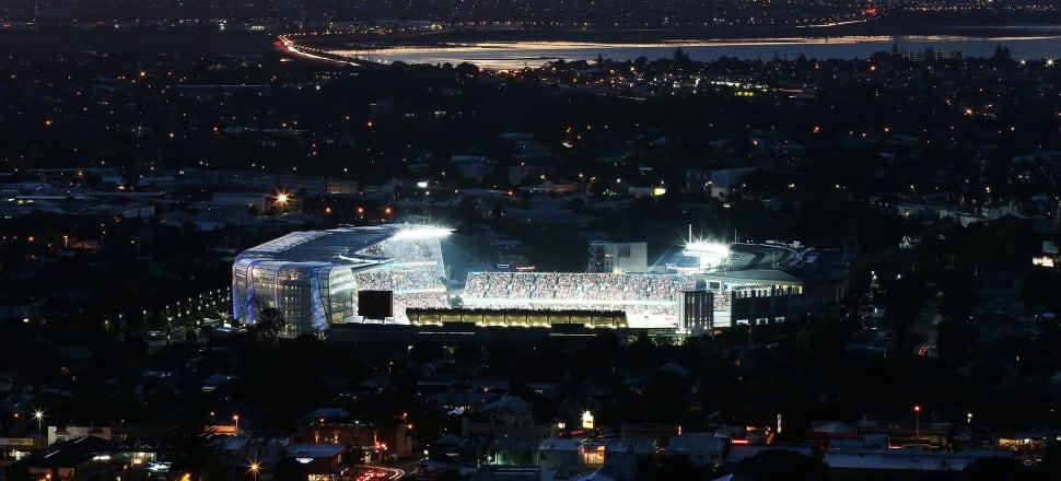 Eden Park stadium. Photo: Getty Images