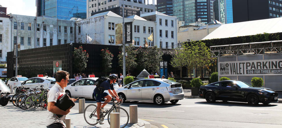 Some major Auckland public transport projects are at risk of delay. Photo: Lynn Grieveson