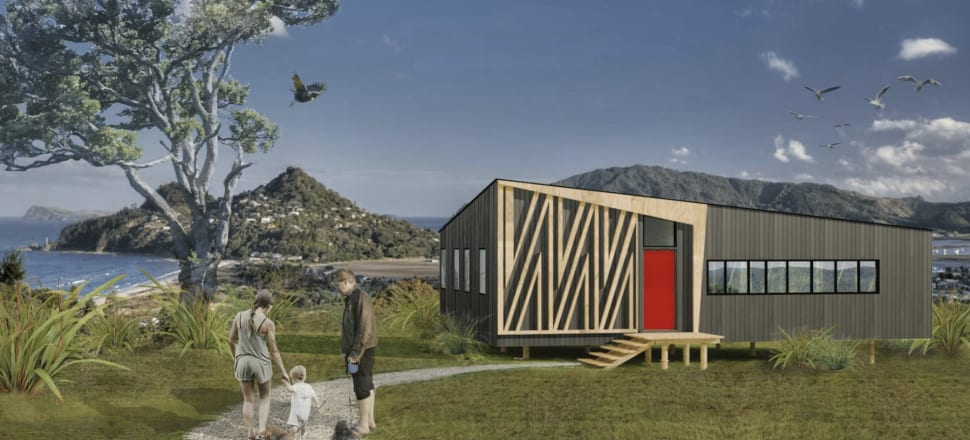 MMH - Māori Modular Housing - could be the fast-build answer the country is looking for. Image: TOA