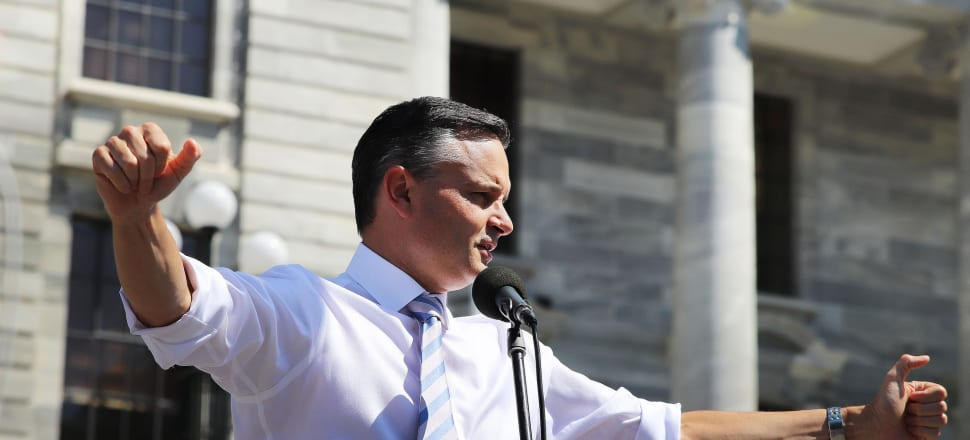 Climate Change Minister James Shaw is totally committed to a responsible, thoughtful and evidence-led climate change response, writes Myles Allen. Photo: Lynn Grieveson