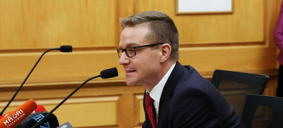 Rotorua lawyer Chris Macklin, representing the Law Society, says he cannot think of a single case where police could argue they should prosecute someone for possession of a drug for personal use, under proposed legislation. Photo: Lynn Grieveson