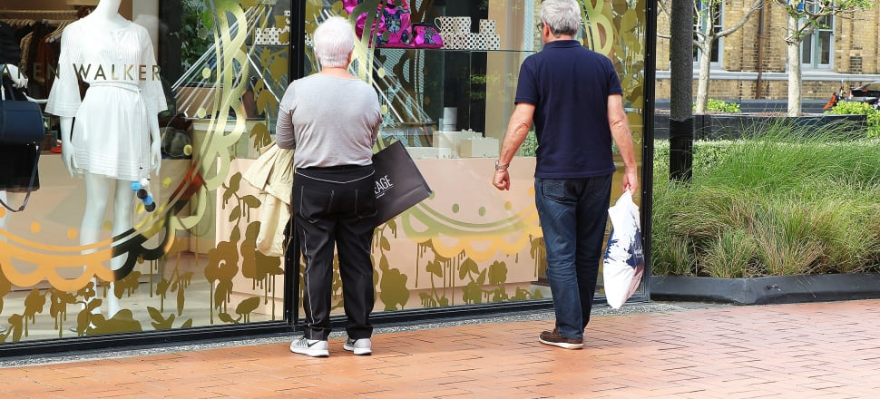 Baby boomers and the wealthy will be able to do more than just window shop thanks to policy decisions by the Government. Photo: Lynn Grieveson
