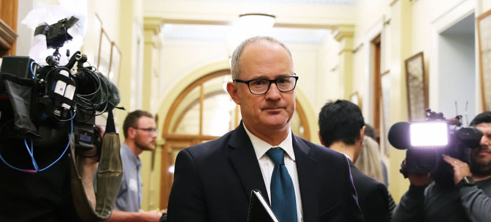 Housing Minister Phil Twyford has refused to guarantee the KiwiBuild 100,000 homes target. Photo: Lynn Grieveson.