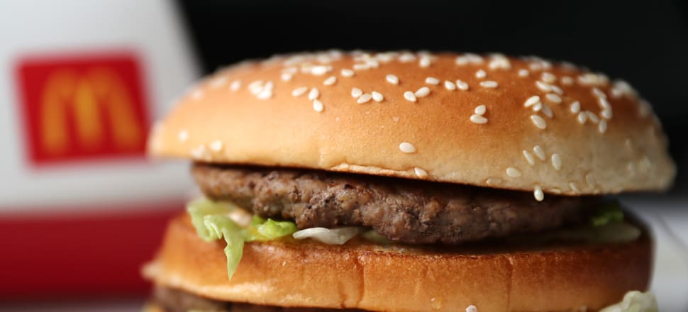 Comparing the price of a Big Mac in different countries allows economists to work out whether currencies are under- or over-valued. Photo: Getty Images