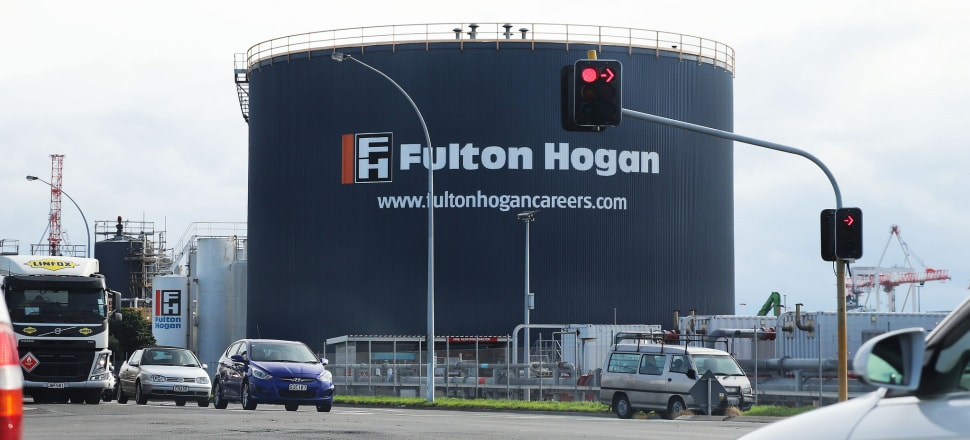 Fulton Hogan is looking to sell its Australian civil construction unit which has been a drag on earnings for the past 18 months.  Photo: Lynn Grieveson.