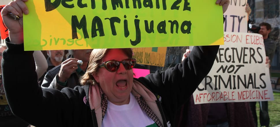 The US, Canada and Uruguay are among the countries that have acted on cannabis laws, Photo: Getty Images