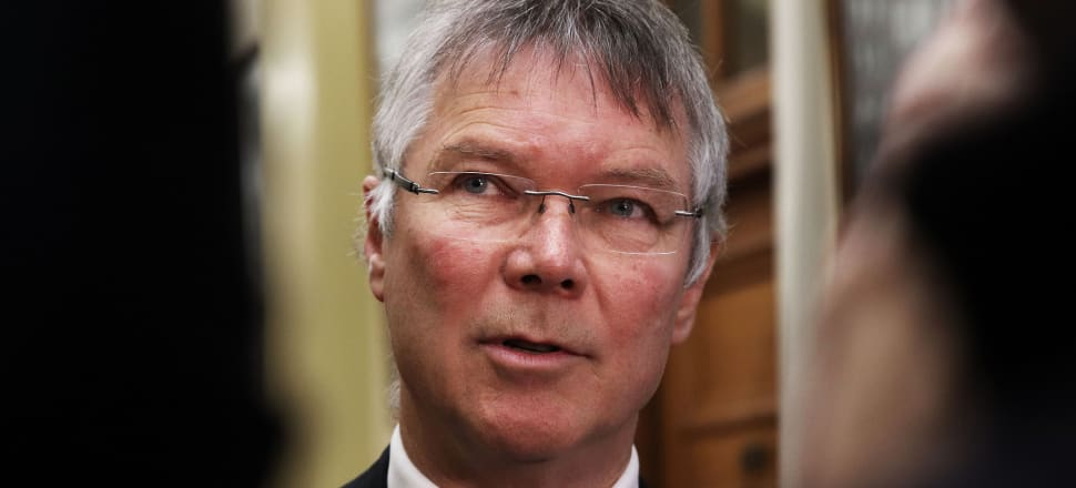 Economic Development Minister David Parker  wants to increase the amount of technology that gets commercialised.  Photo: : Lynn Grieveson.