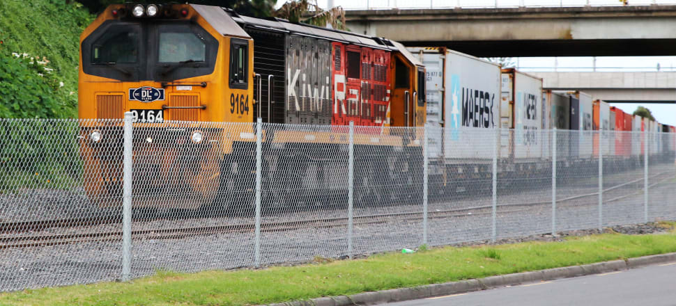 Funding for KiwiRail includes $375 million to be spent on new wagons and locomotives, and $331m on track and other infrastructure. Photo: Lynn Grieveson