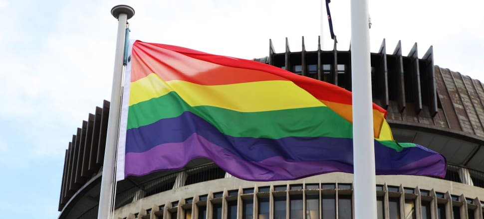 """Rainbow Tick's says its mission is """"accepting and valuing people in the workplace, embracing the diversity of sexual and gender identities"""".File photo: Lynn Grieveson"""