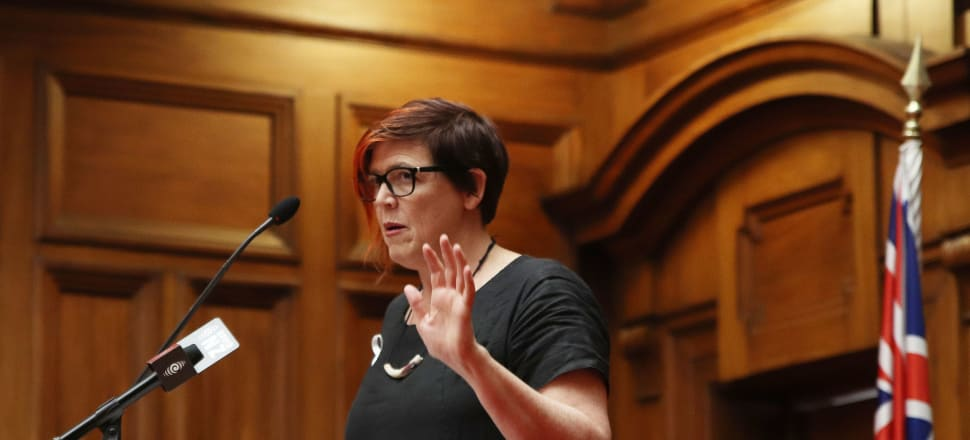 Jan Logie has released the results of newly commissioned research, which tells the same damning story about the outcomes of sexual violence cases. Photo: Lynn Grieveson