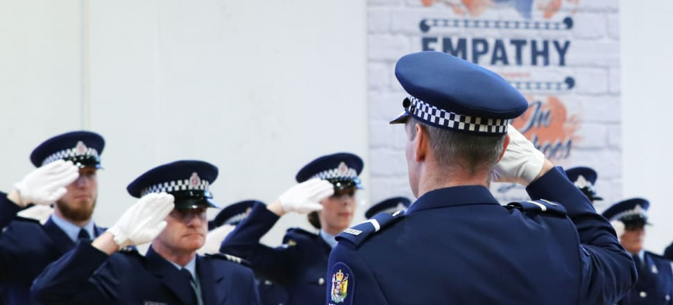 The police have set an ambitious new goal to reduce the rate of re-offending among Māori by 25 percent in the next five years.