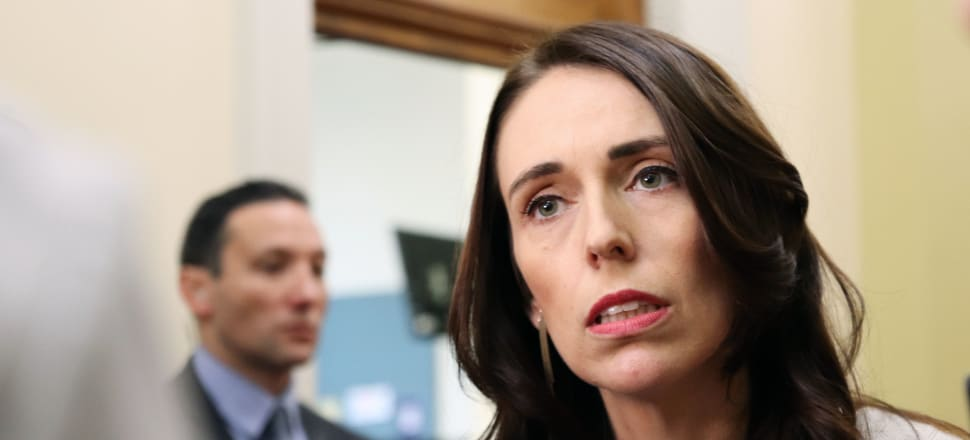Jacinda Ardern says Immigration New Zealand made the controversial changes on their own. Photo: Lynn Grieveson.