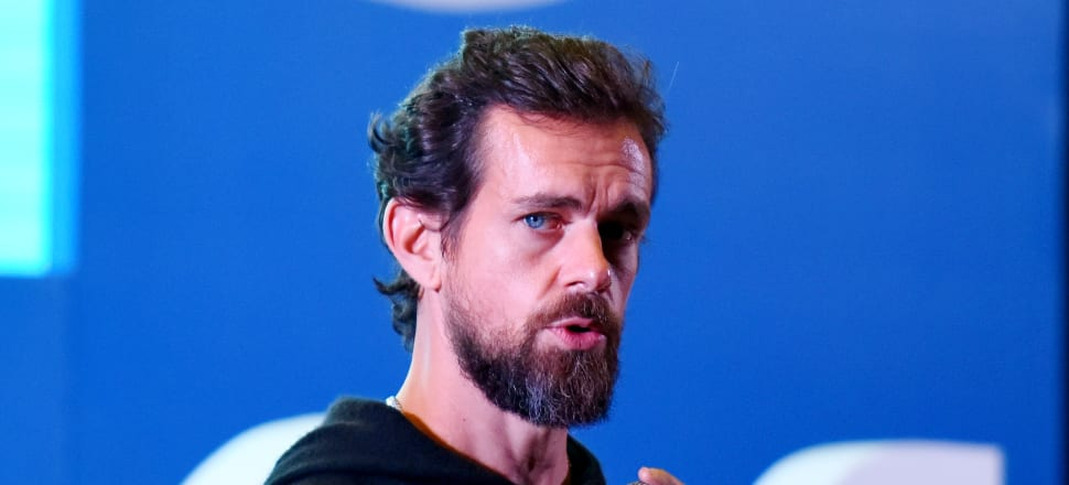 Twitter CEO Jack Dorsey. Photo: Getty Images